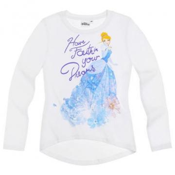 Bluza cu maneca lunga Disney Princess - Hello Kids